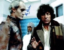 Tim Barlow Autograph Signed Doctor Who - Destiny of the Daleks
